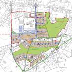 Plan masse général ZAC des Goujons