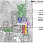 plan pole d'échange multimodal