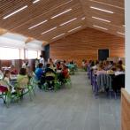 Septembre  2011 Salle en fonctionnement